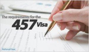 457 Australian Visa