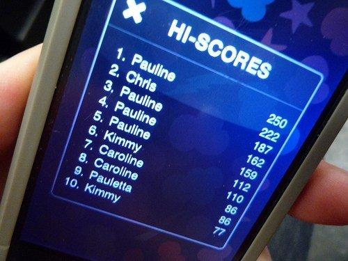 eoi scores